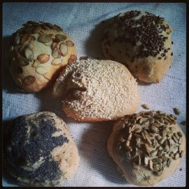 Chifle cu seminţe