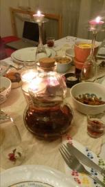 Lichior de merișoare făcut în casă