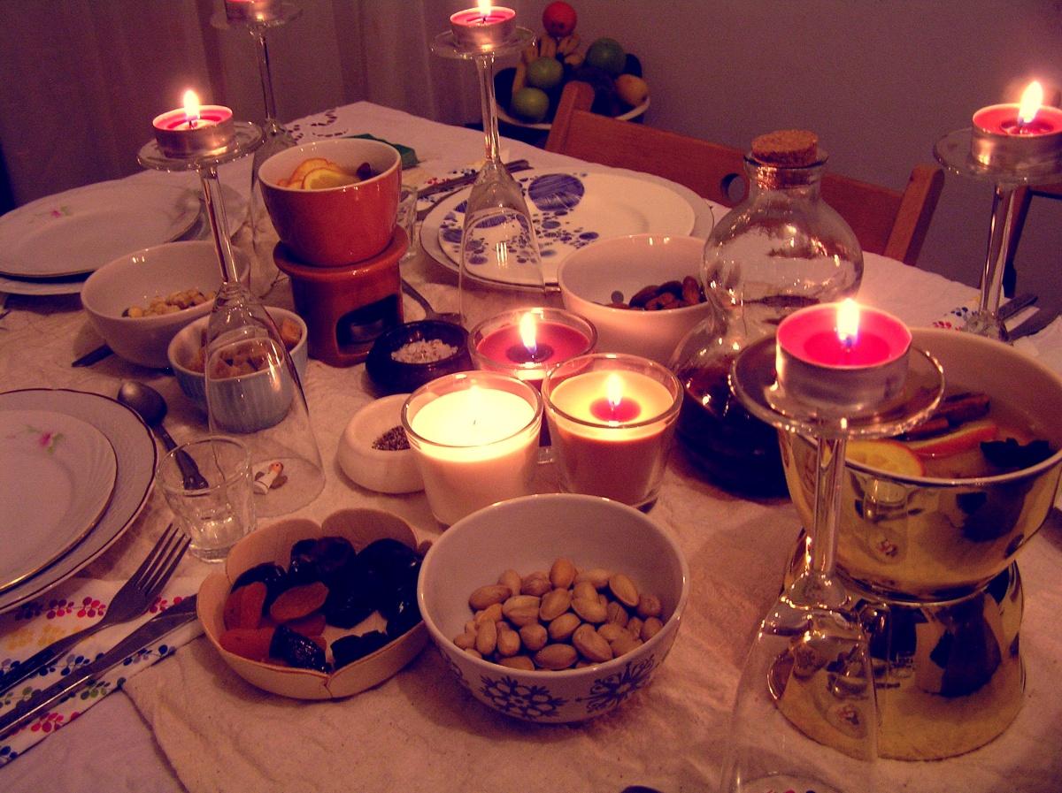 Idei pentru masa deCrăciun