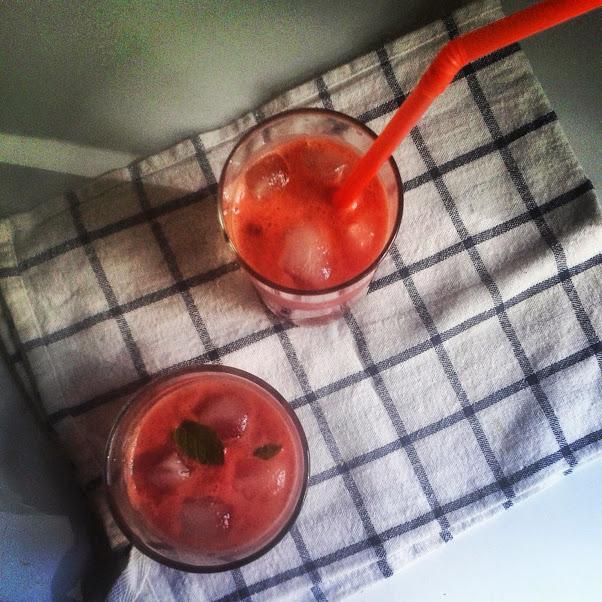 fresh de pepene roșu