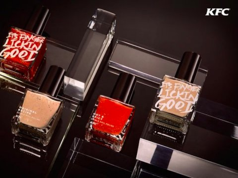 kfc-flavoured-nail-polish