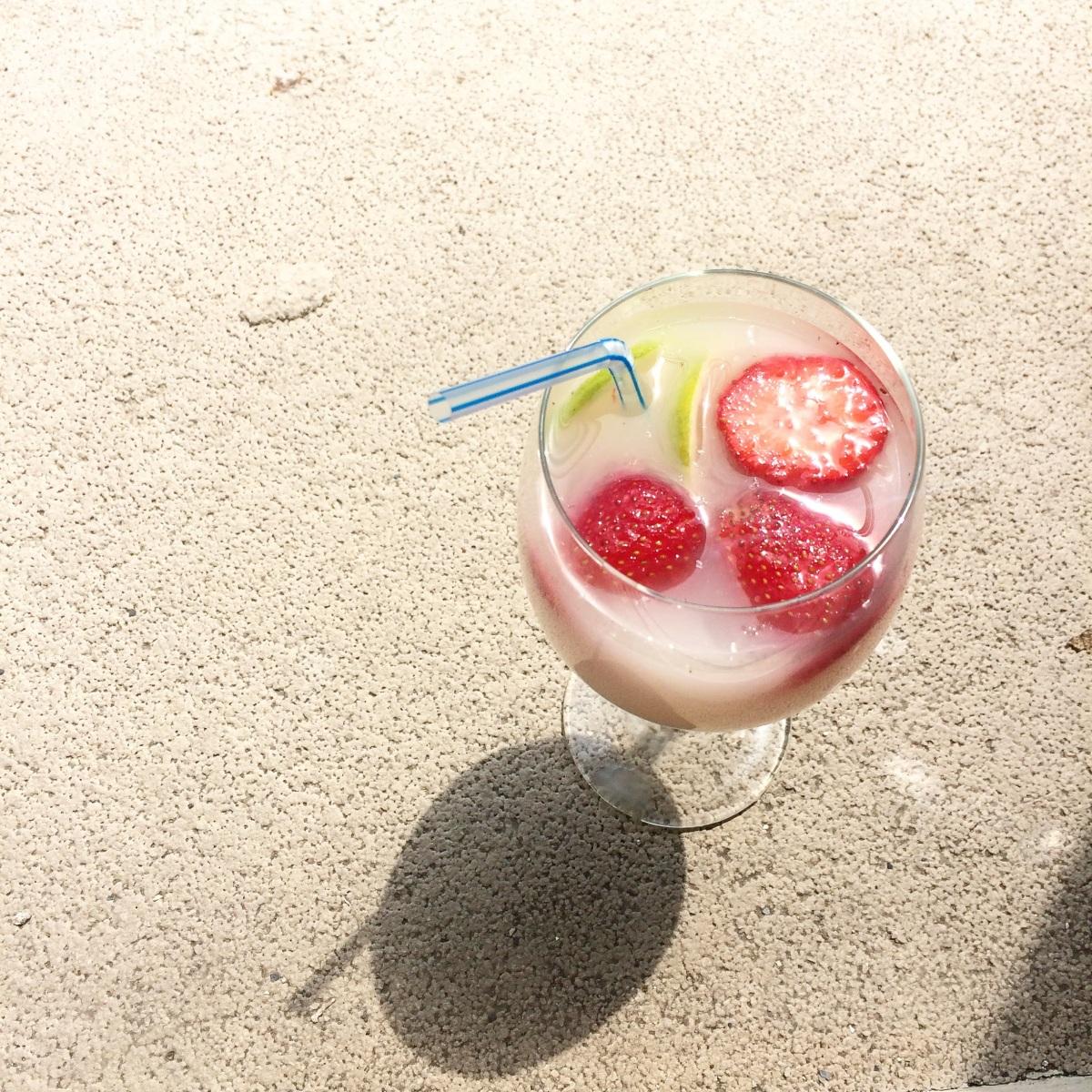 Băutură fermentată deananas