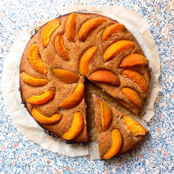 [Fără gluten] Prăjitură cu migdale șicaise